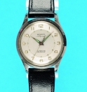 Wendts Allproof Stahlarmbanduhr mit Automatic, um 1960
